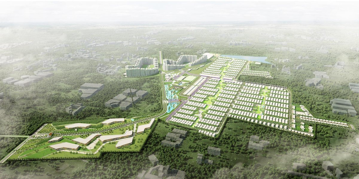 Embassy Springs | Premium Villa Plots near International Airport