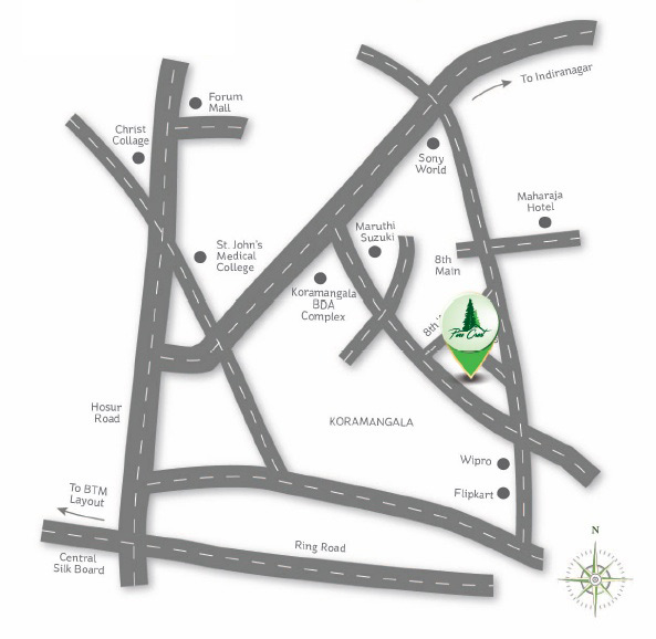 pine-crest-location-map
